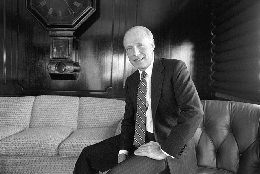 "Bain-Gründer William ""Bill"" Bain, Jr. gestorben 