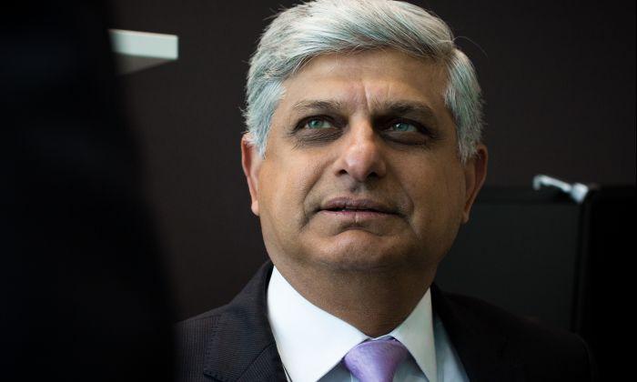 Egon Zehnder CEO Rajeev Vasudeva