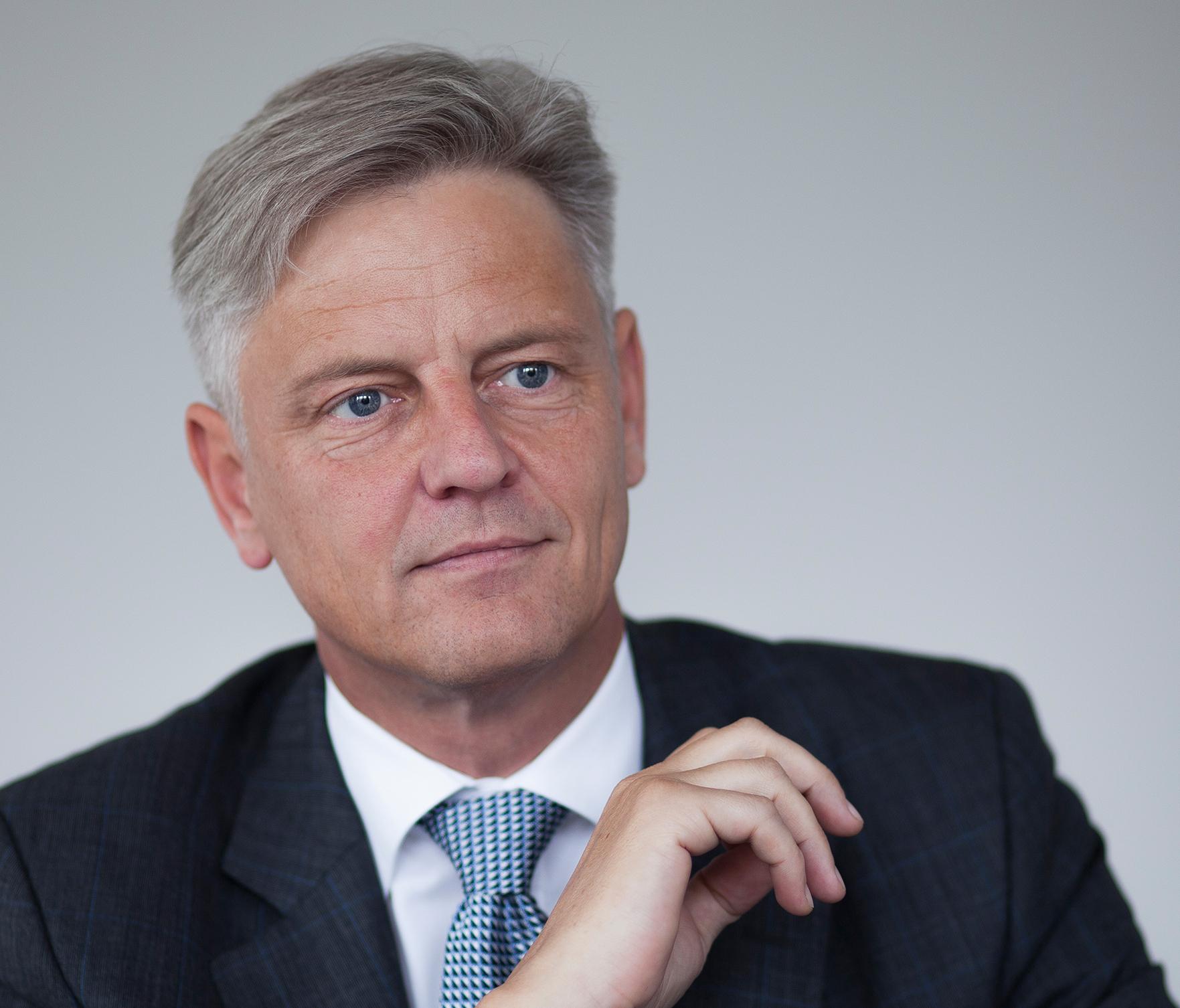 Egon Zehnder Deutschland Dr. Michael Ensser