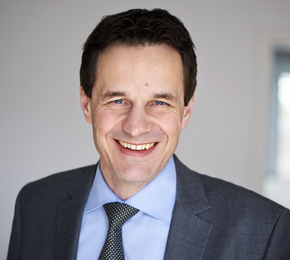 IBM Deutschland GF Stefan Lutz