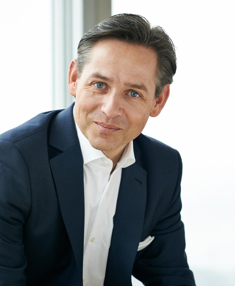 Norbert Rotter Vorstandsvorsitzender in spe, itelligence AG