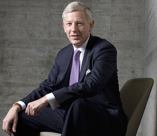 McKinsey & Company Dominic Barton