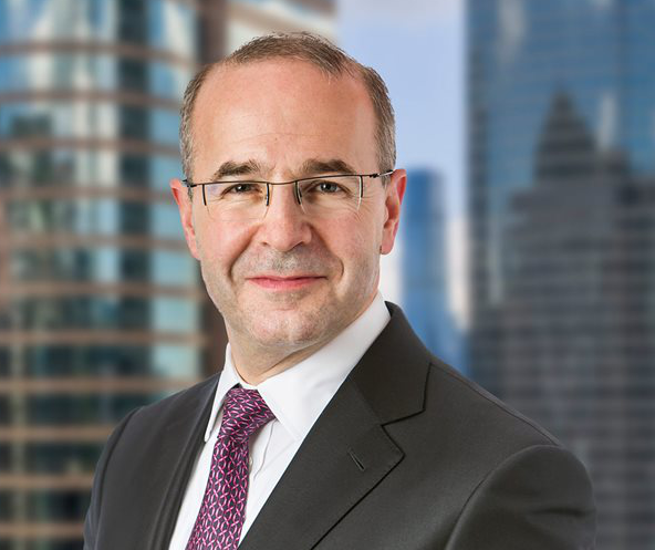 McKinsey Global Managing Director Kevin Sneader
