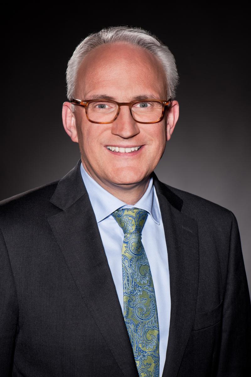 Rochus Mummert Dr. Peter Windeck