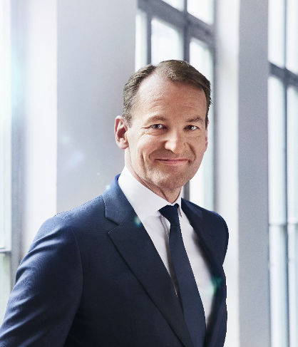 Russell Reynolds Country Manager Germany Matthias Scheiff
