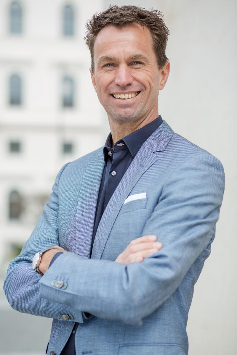 Stephan Grabmeier, Kienbaum, Chief Innovation Officer